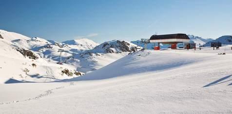 Plan especial de la Estación de Montaña Fuentes de Invierno, en el concejo de Aller Asturias