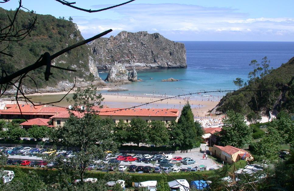 Proyecto Playa de la Franca Ribadedeva Asturias