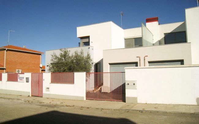 Ampliación de vivienda unifamiliar adosada en Morales del Vino Zamora