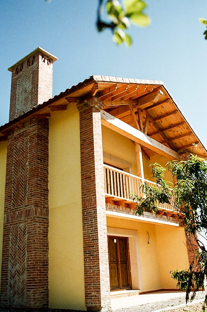Casa en Santa Mera Asturias obra de Dolmen Arquitectos de Gijón