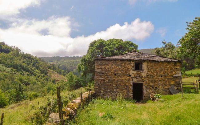 Casa rural en Pasadía Villayón Asturias
