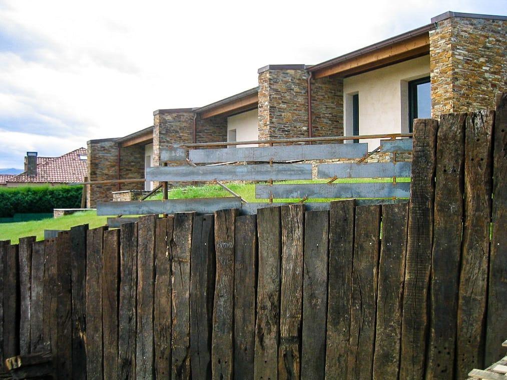 Construcci n de vivienda unifamiliar en castiello gij n - Estudio arquitectura asturias ...
