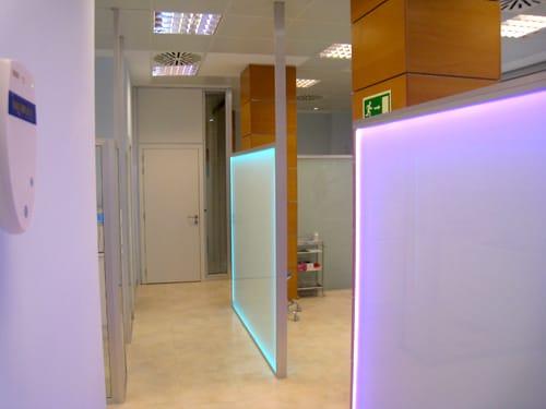 Clinica dental en Asturias Siero reformada