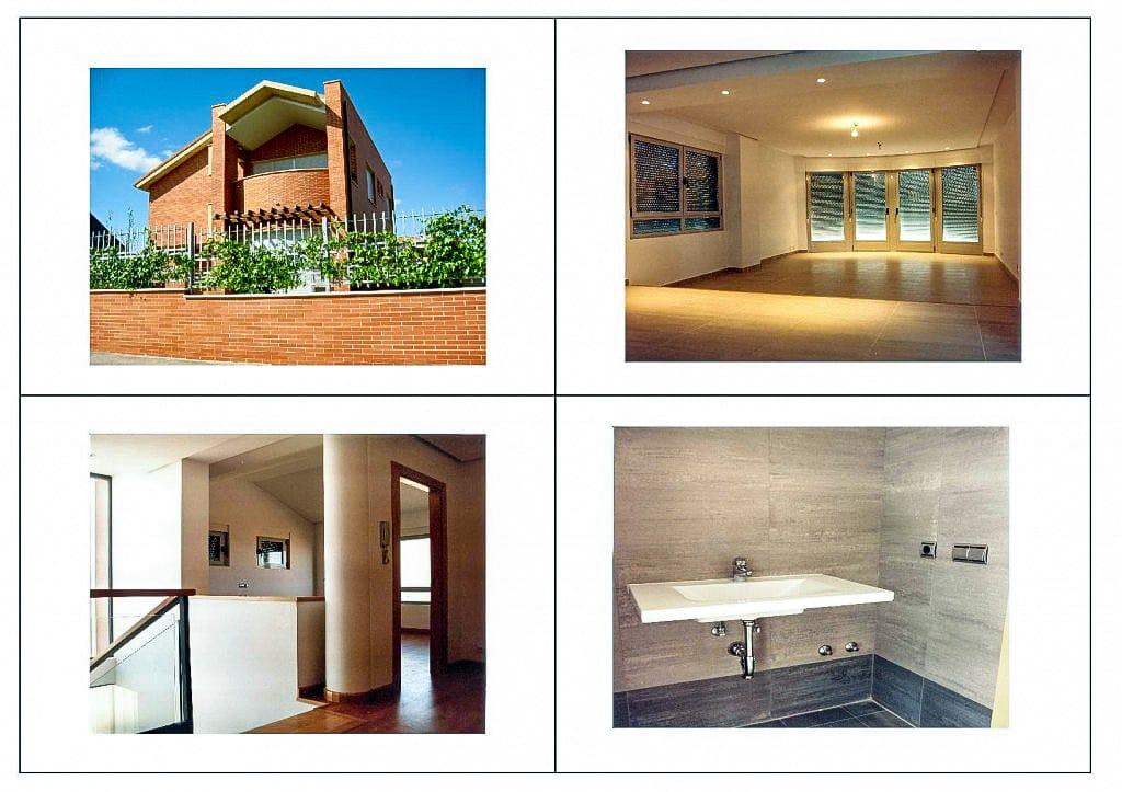 Construcción de chalé en San Isidro Zamora por el estudio de arquitectura Dolmen Arquitectos