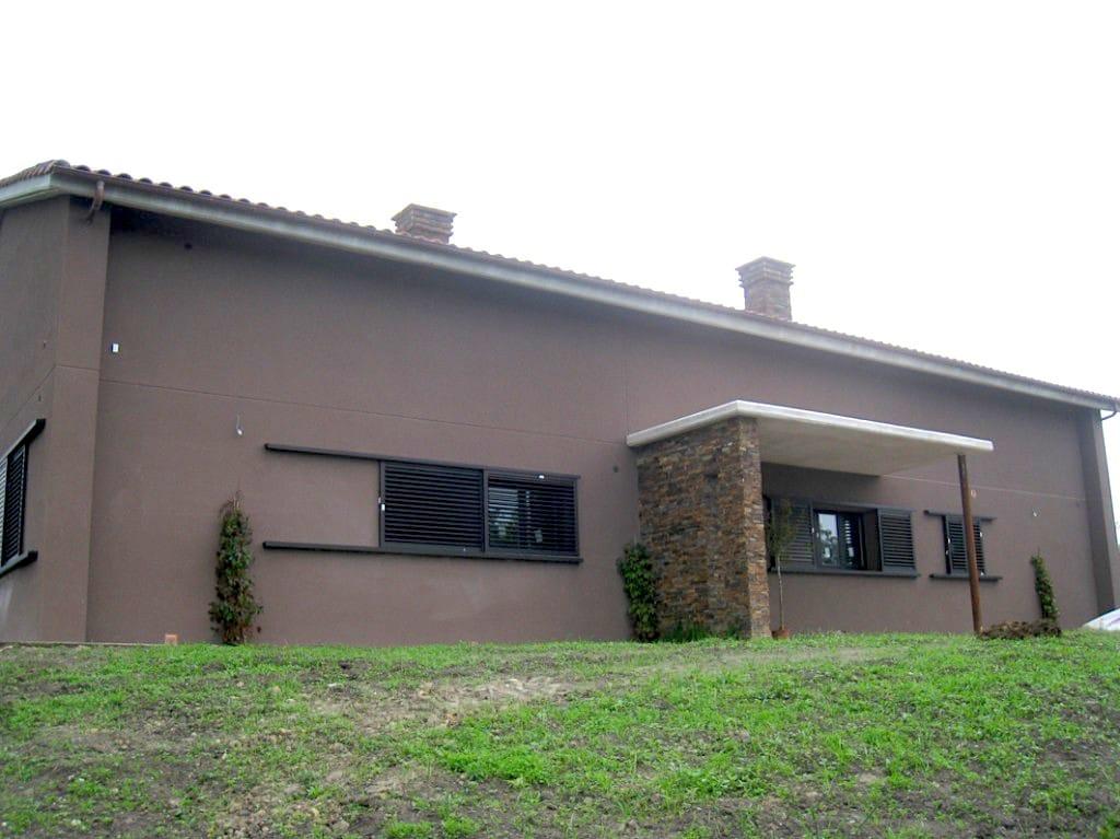 Vivienda unifamiliar en gij n asturias dolmen arquitectos - Arquitectos asturias ...