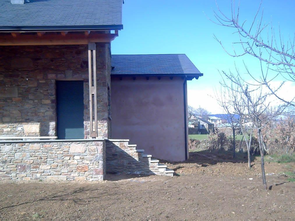 Construcci n de chal en cobreros zamora dolmen arquitectos - Arquitectos en zamora ...