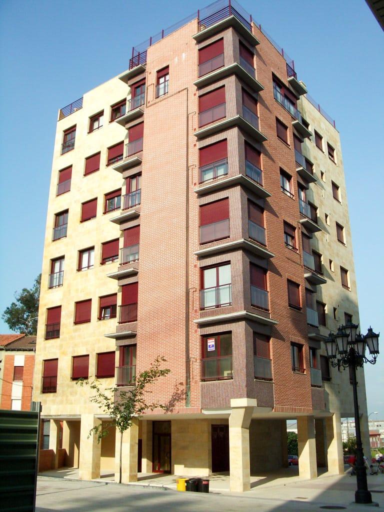 Edificio de viviendas en oviedo asturias dolmen arquitectos - Arquitectos en oviedo ...