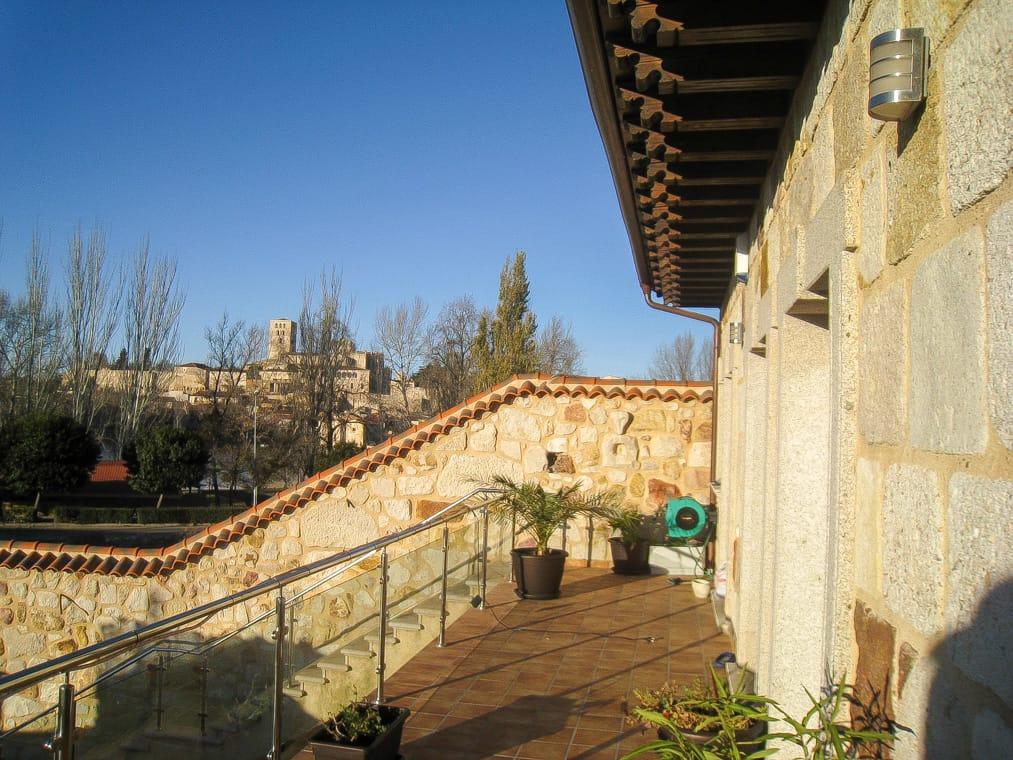 Diseño de vivienda unifamiliar San Frontis en Zamora