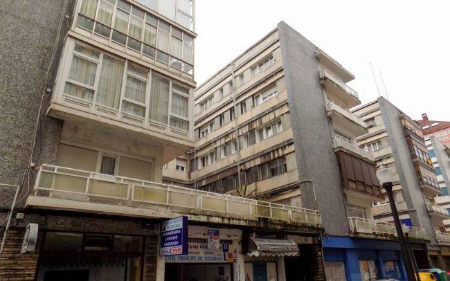 Dolmen Arquitectos expertos en rehabilitación fachadas Asturias Canga Argüelles Gijón