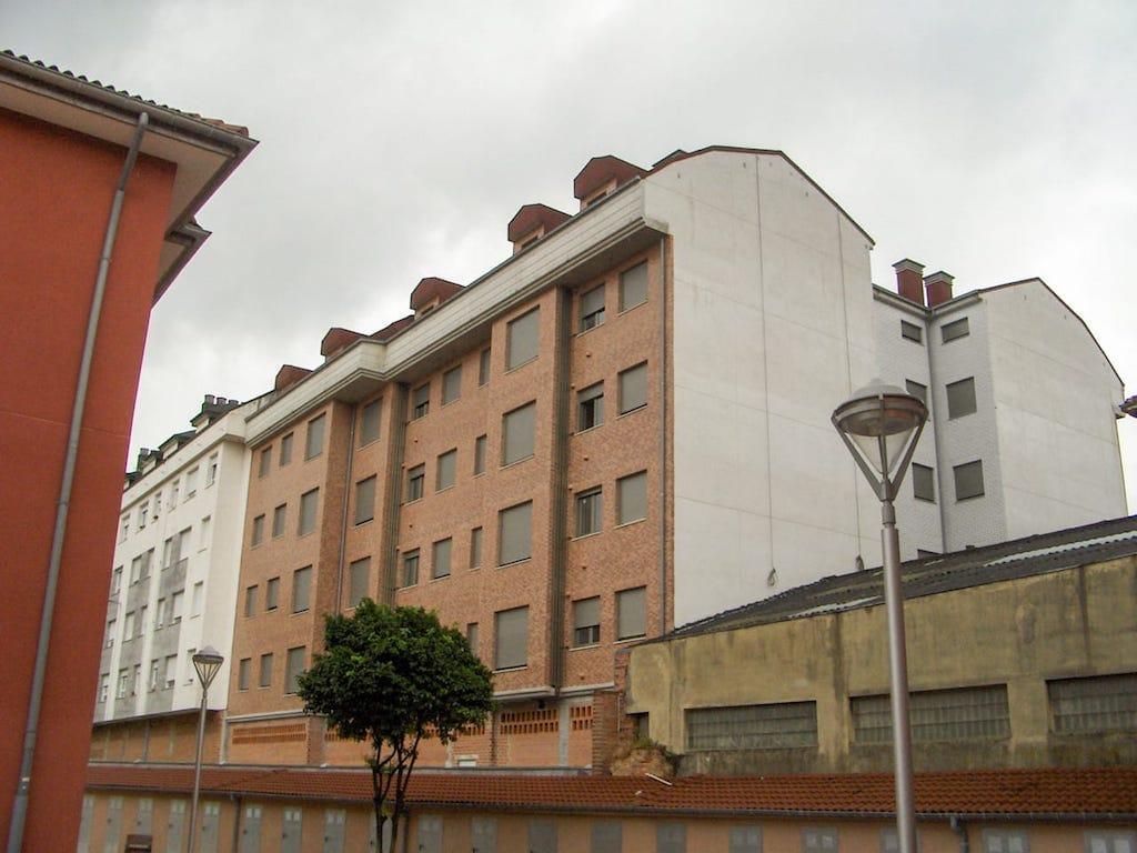 Edificio de viviendas en la felguera asturias dolmen - Arquitectos asturias ...