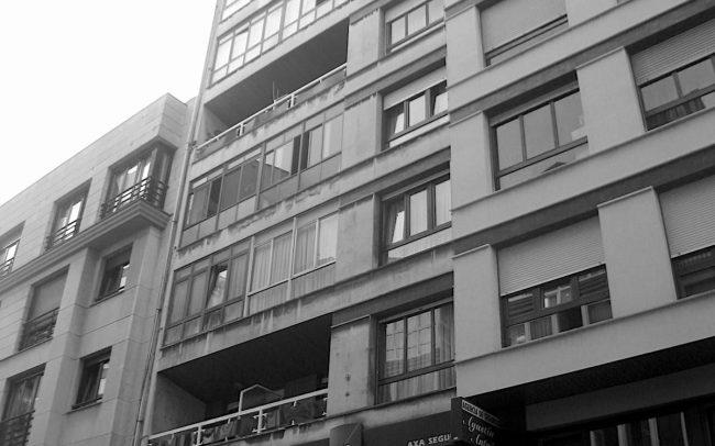 Edificio en Calle Cura Sama en Gijon sin rehabilitar