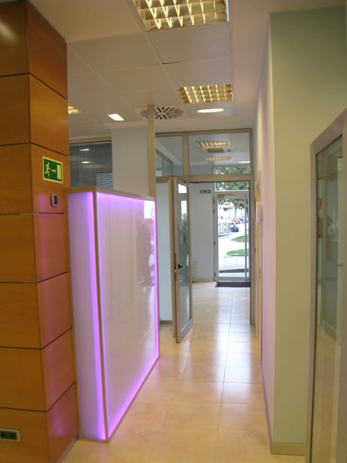 El pasillo clinica dental en Asturias Siero
