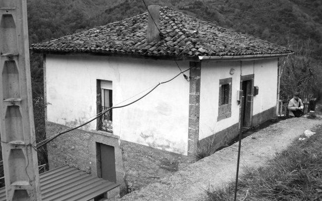 Estado inicial vivienda en Tablao Asturias
