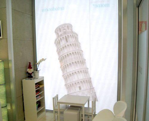 Interior de una clinica dental en Siero Asturias