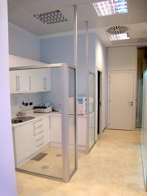 Laboratorio clinica dental Asturias Siero