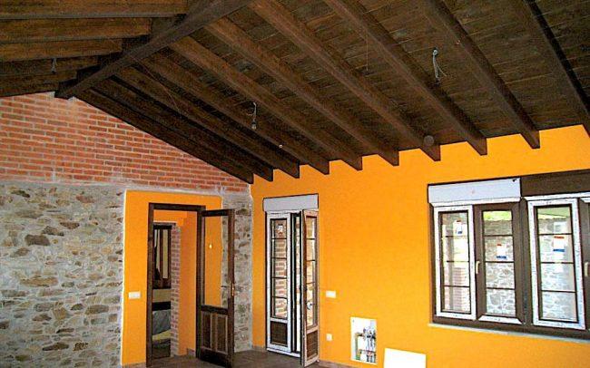 Reforma ampliación de chalé en La Tabla Cudillero Asturias