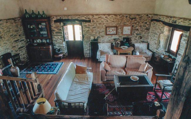 Reforma de casa rural en Castellanos de Sanabria Zamora obra de Dolmen Arquitectos