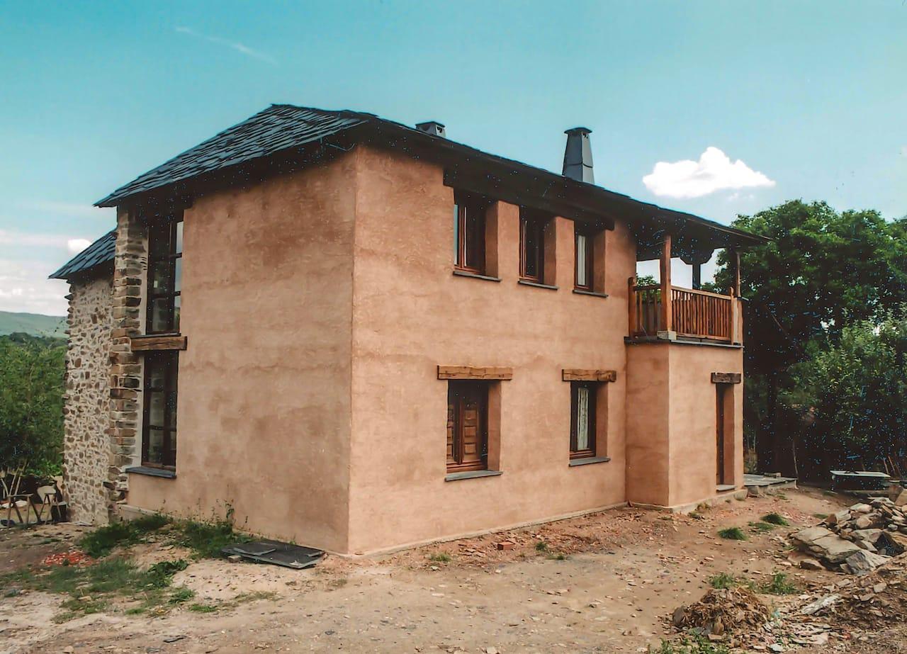 Rehabilitaci n de casa tradicional en castellanos zamora - Arquitectos en zamora ...