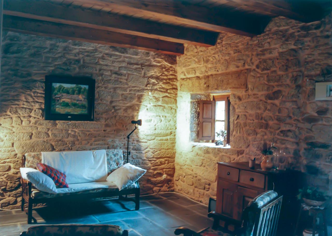 Reforma de casa tradicional en muelas de los caballeros - Arquitectos en zamora ...