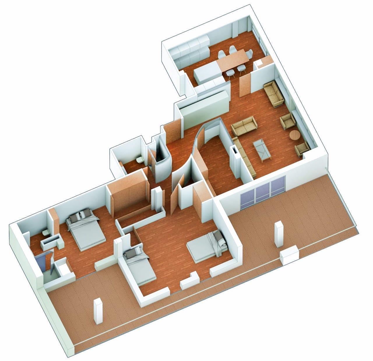 Dolmen arquitectos estudio de arquitectura en asturias for Normas para planos arquitectonicos