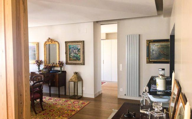 Reforma de piso en Gijón estudio de interiorismo Dolmen Arquitectos