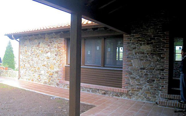 Reforma de vivienda en La Tabla Cudillero Asturias