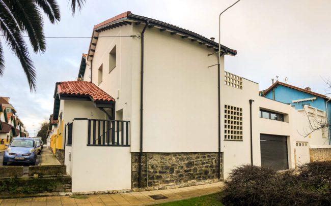 Reforma de vivienda unifamiliar adosada en Gijón Dolmen Arquitectos