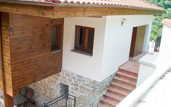 Reforma de vivienda unifamiliar en Asturias Tablao Belmonte