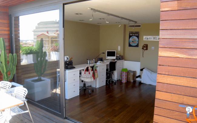 Reforma interior de duplex Zamora