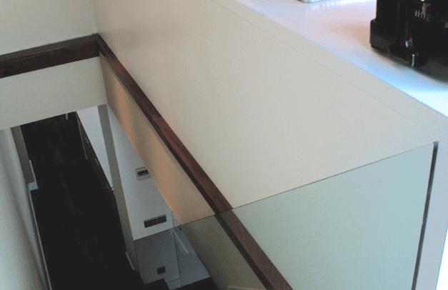 Reforma interior de duplex en Zamora planta alta