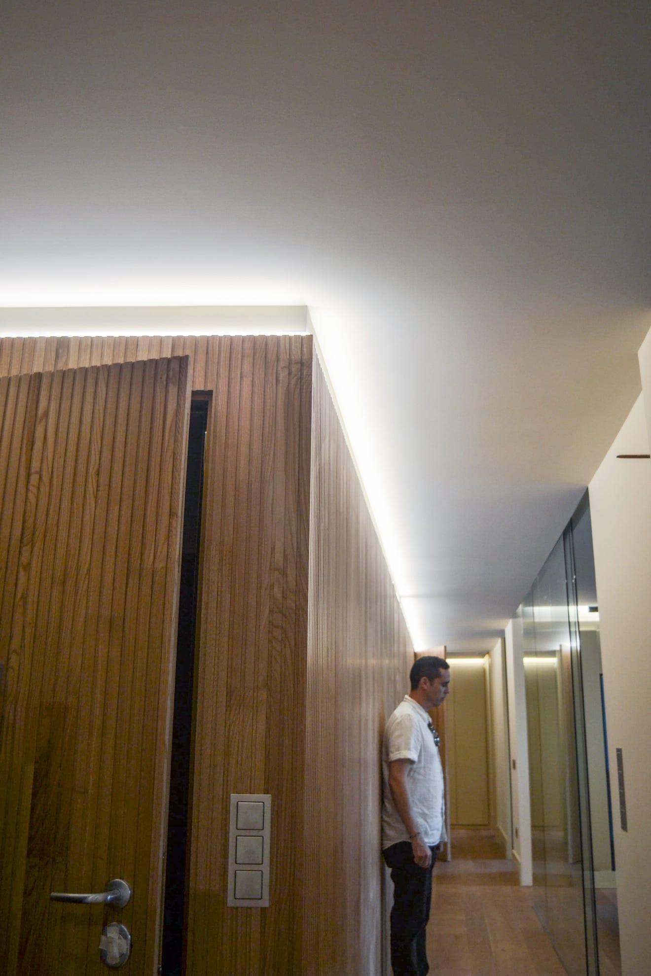 Reforma interior de vivienda en calle ur a oviedo dolmen arquitectos - Arquitectos en oviedo ...
