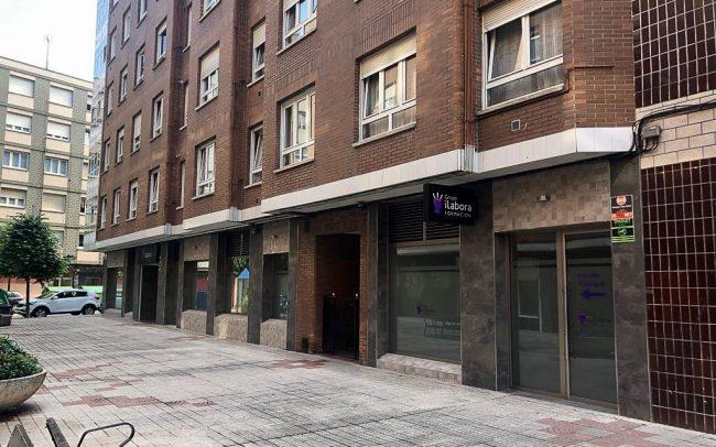 Reforma local Asturias centro de formación en Gijón proyecto de Dolmen Arquitectos