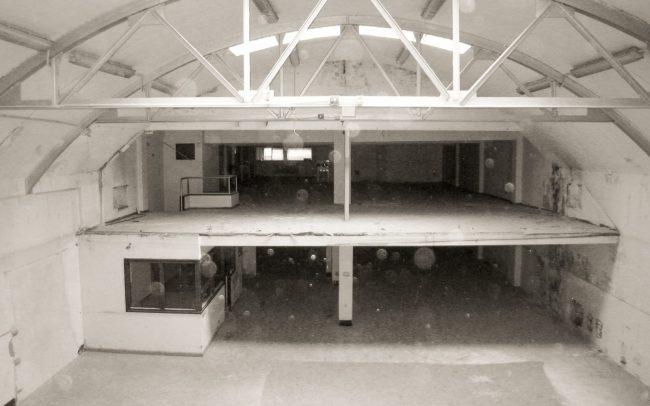 Reforma local comercial en Gijón para cursos y oficinas