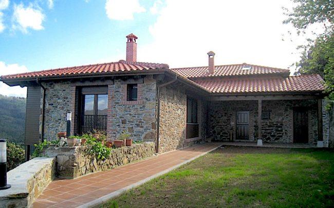 Reforma y ampliación de vivienda en La Tabla Cudillero en Asturias