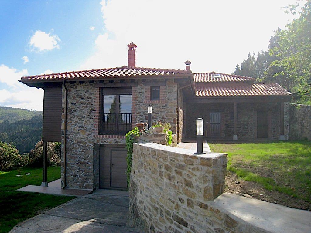 Reforma y ampliaci n de vivienda en la tabla cudillero - Arquitectos asturias ...