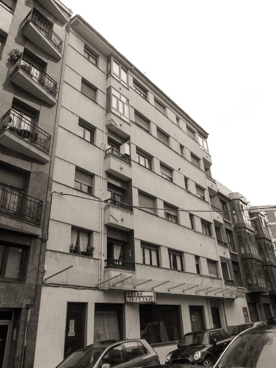 Rehabilitaci n de fachadas en gij n dolmen arquitectos - Arquitectos en gijon ...