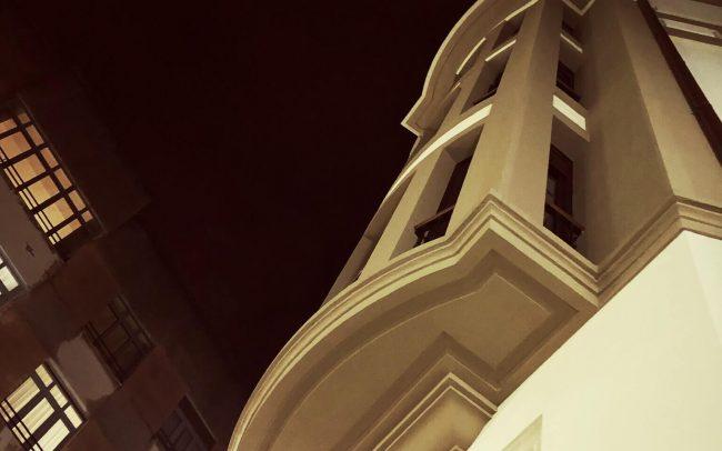 Rehabilitación de fachadas Gijón edificio calle Instituto 8