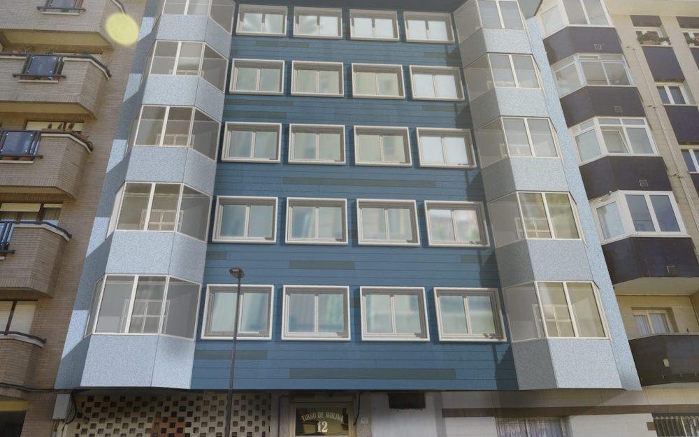 De fachadas slider with de fachadas latest fachada de for Casa granada tirso de molina