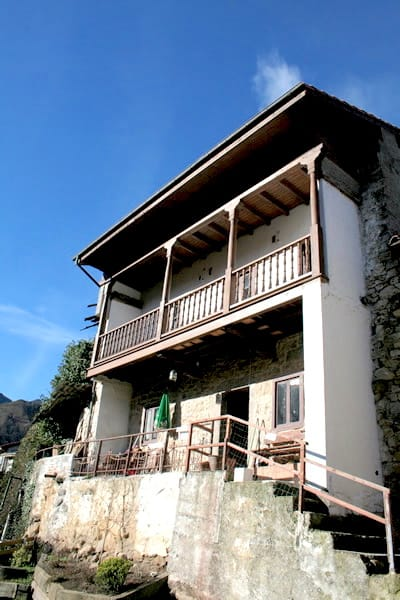 Rehabilitacion de casona en Asturias para vivienda