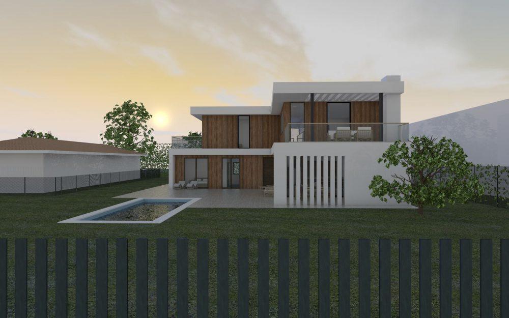 Vivienda en Valjunco Valencia de Don Juan Dolmen Arquitectos
