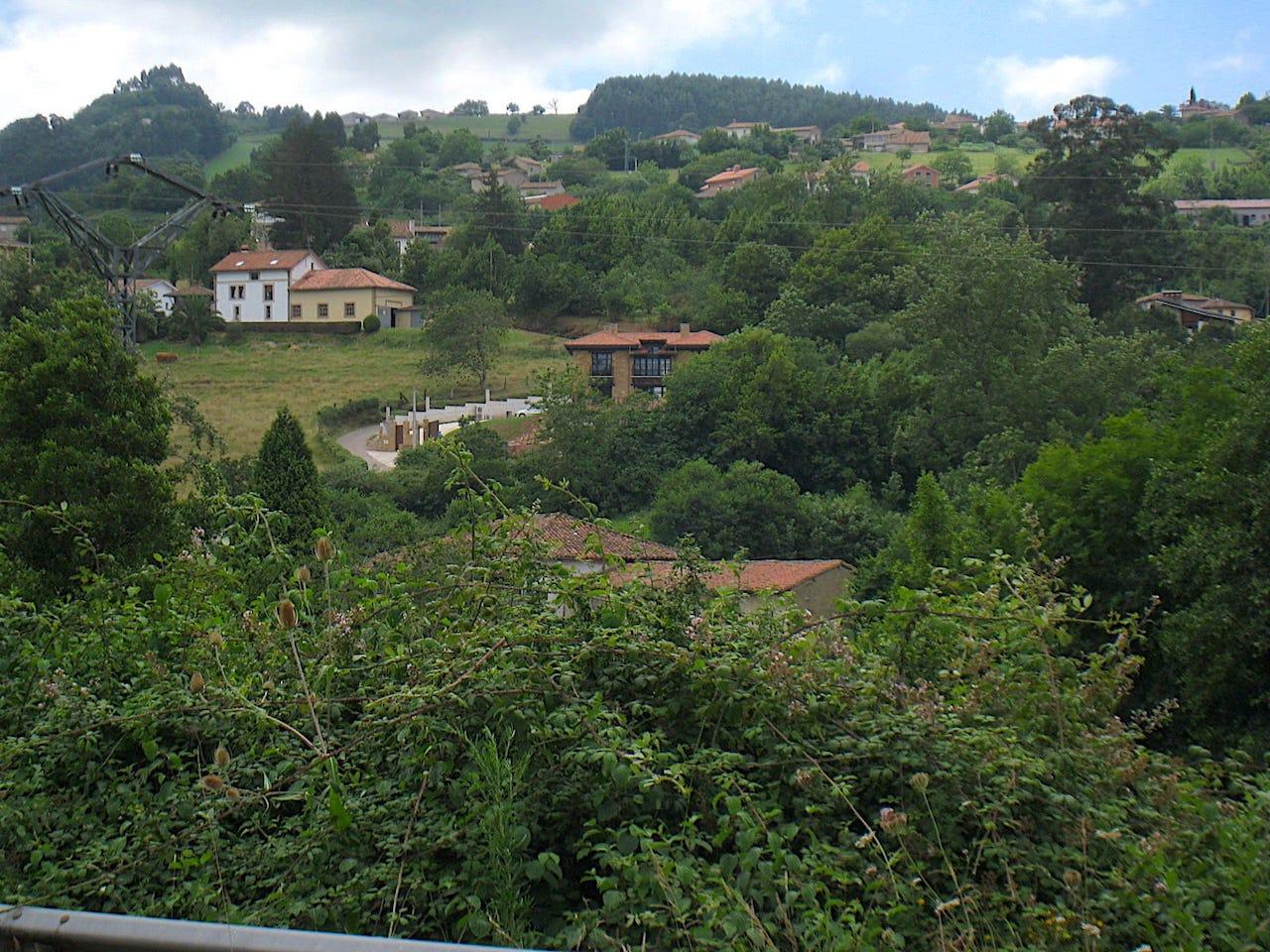 vivienda unifamiliar en Llavares Villaviciosa Asturias
