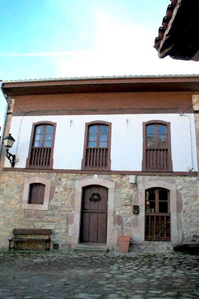 Casona en Soto de Agues Sobrescobio Asturias