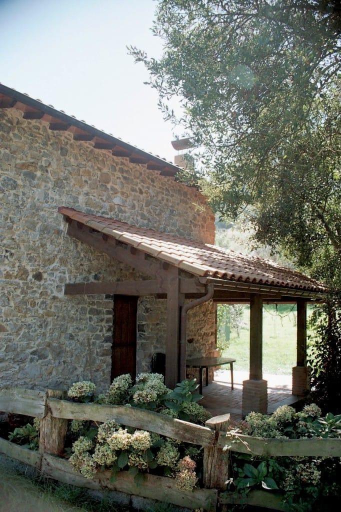 Chalé con patio en La Madrera Asturias