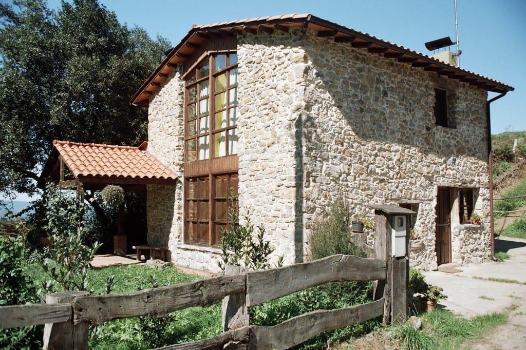 Chalé rústico en La Madrera Villaviciosa Asturias