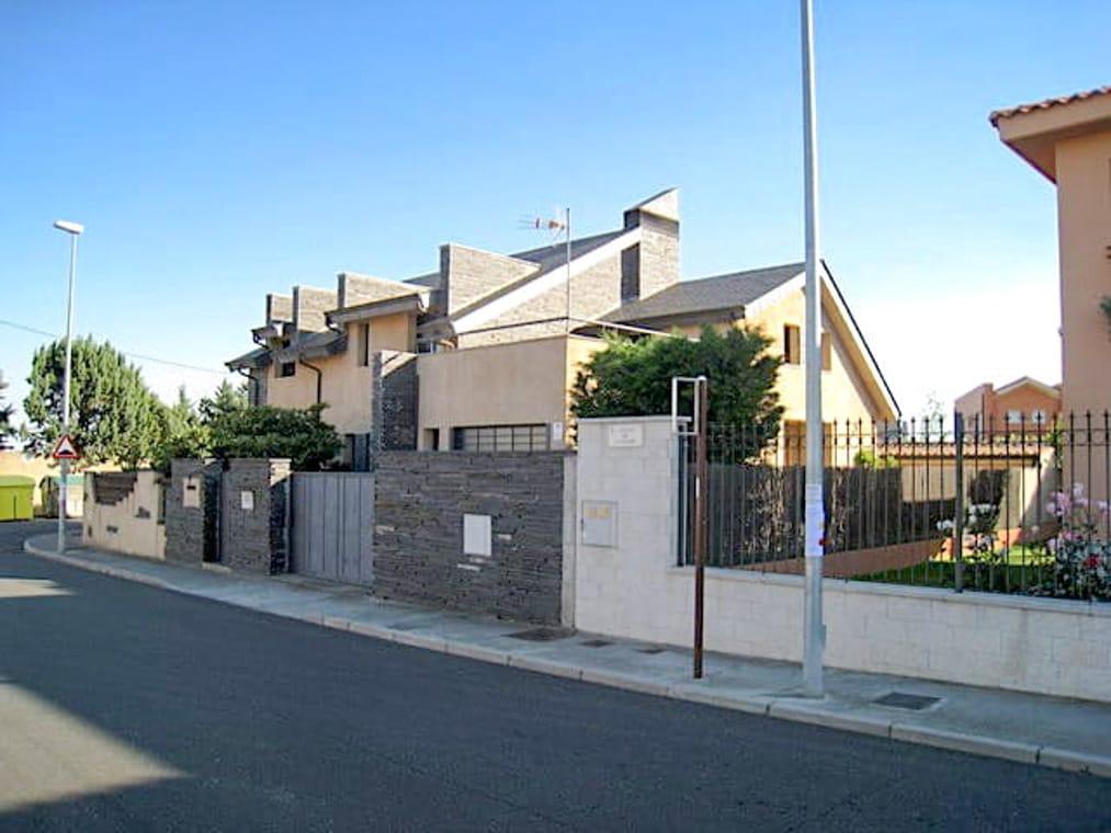 Construcción de chalé en San Isidro Zamora