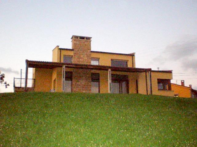 Construcción de chalé en Siero Asturias