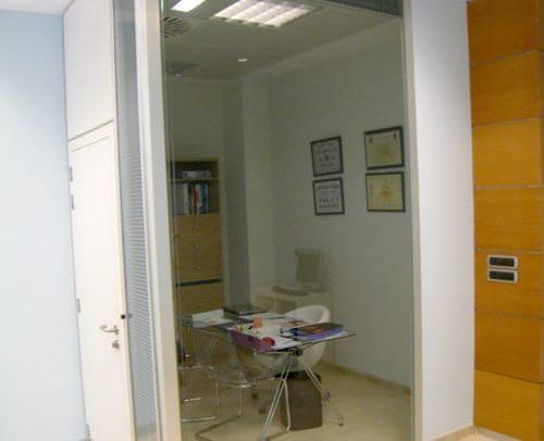 Despacho en clinica dental Siero Asturias