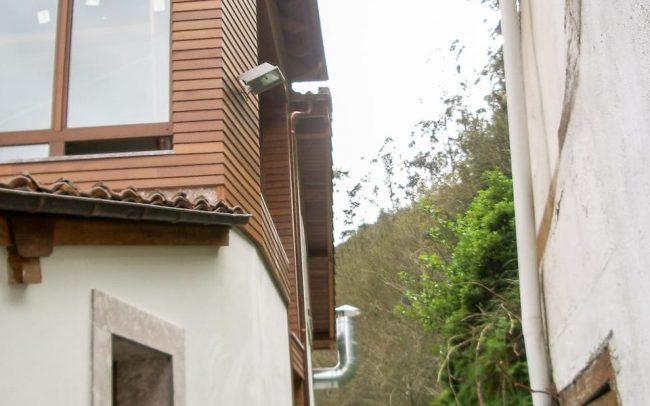 Diseño de un hotel en Belmonte de Miranda Asturias