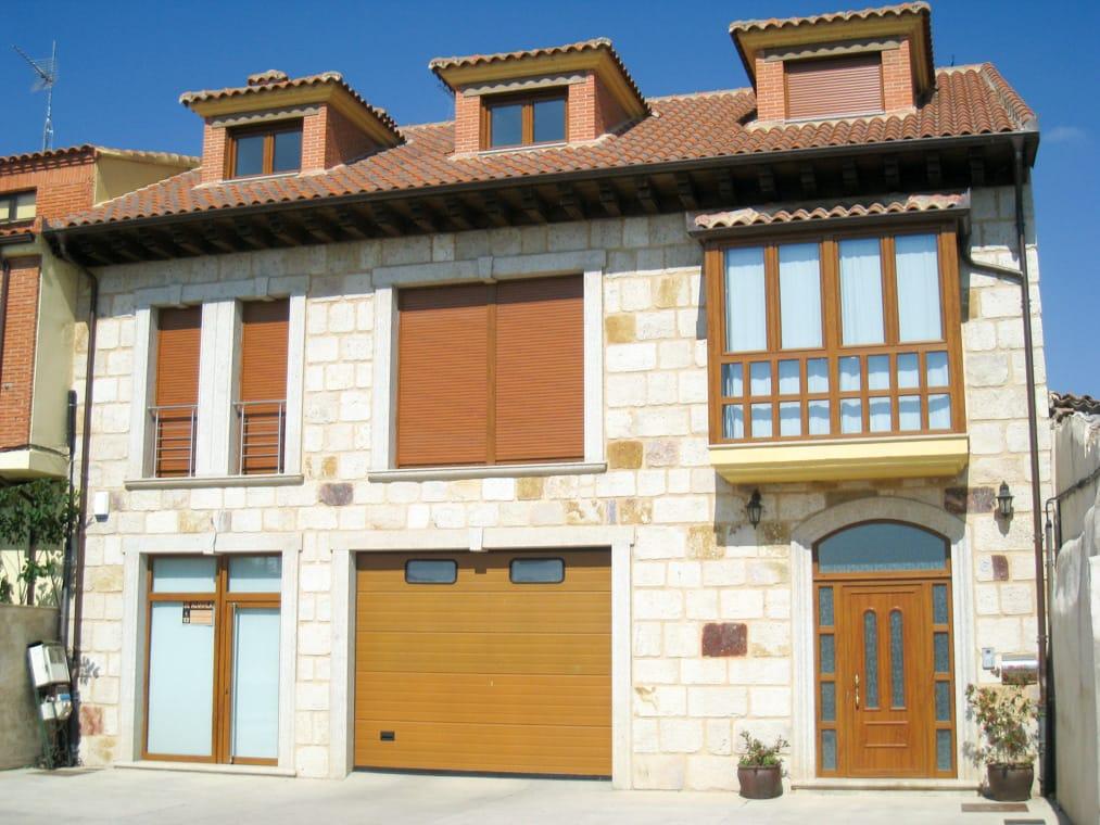 Diseño vivienda unifamiliar en San Frontis en Zamora