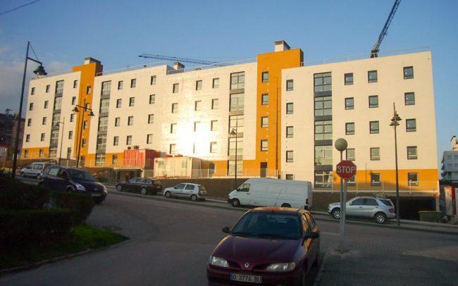 Edificio de 80 viviendas VPC Asturias
